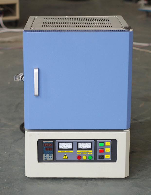 高温箱式电阻炉的使用方法