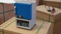 一体式箱式电阻炉SX2-12-10ZP一体式箱式电阻炉