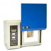 箱式炉安晟1100℃带石英窗口箱式炉SXL-1100